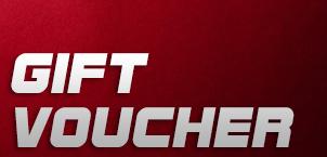 Gift Vouchers - Shop Now