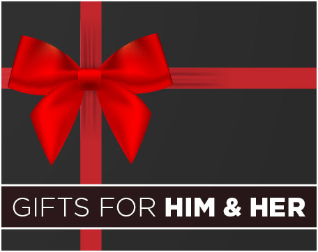 Gifts for him & her