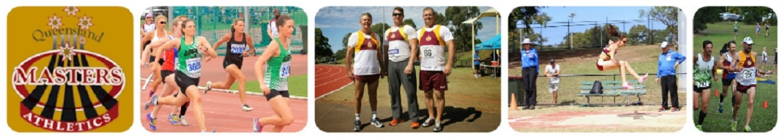 Queensland Masters Athletics