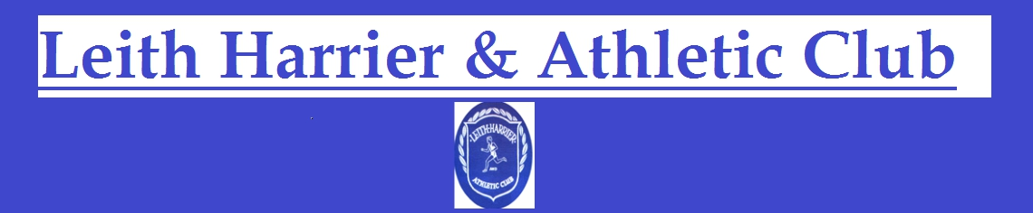 Leith Harrier and Athletic Club Inc