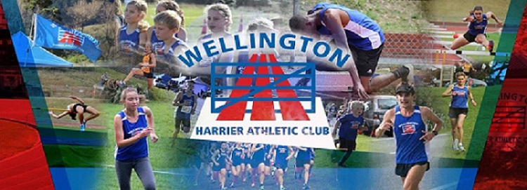Wellington Harrier Athletic Club Inc Registration & Membership Page