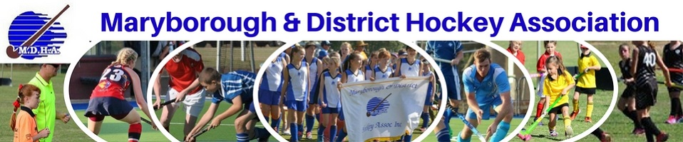 Maryborough & District Hockey Association Inc.